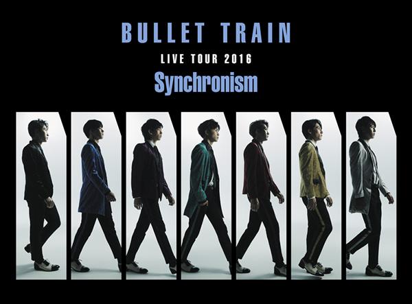 超特急 LIVE TOUR 2016 Synchronism